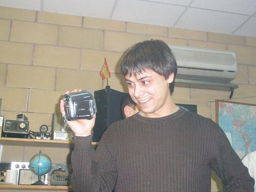 ea2ctm de radioaficionado a reportero dicharachero