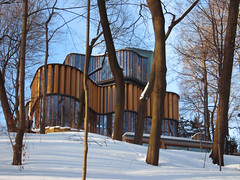 Integral House #3 (livinginacity) Tags: new city urban musician house toronto canada building home architecture modern buildings wow wonderful design cool waves superb contemporary unique awesome surreal wave architect wicked scifi ravine curve sublime architects residential urbanism  recent activist joyous sensuous   mathematician mathmatics   mathmatical somethingnew shimsutcliffe     a shimsutcliffearchitects torontostyle integralhouse architdose