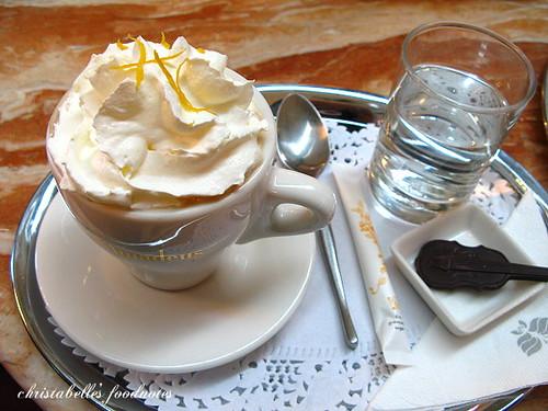 Taipei101 Amadeus Austrian Cafe 泰瑞西亞咖啡