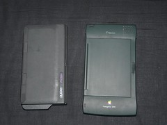 Atari Portfolio & Apple Newton