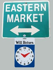Eastern Market Building to Re-Open June 26
