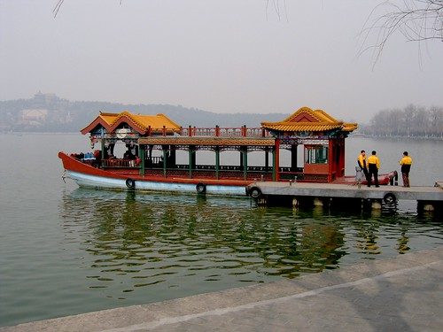 Summer Palace Boat