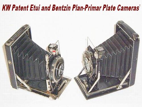 KW Patent Etui & Bentzin Plan-Primar