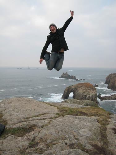 Chris' Land's End Jump