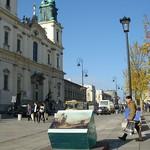 Warsaw: Krakowskie Przedmieście