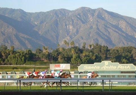 Hotel near Santa Anita Race Track