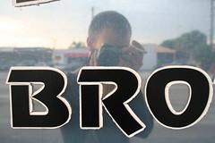 1/365.5-28-09_ Bro (BlaisOne) Tags: selfportrait reflection smoke project365 365days oneofthreesixtyfive toddblaisdell blaisone