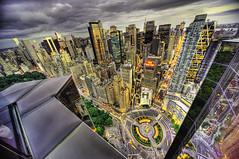Building Boom (Tony Shi Photos) Tags: newyorkcity skyscrapers centralpark wideangle best midtown madness manhattanskyline columbuscircle hdr midtownmanhattan birdeyeview newyorkcityskyline trumpinternational urbanjungles tonyshi