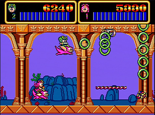 Wonder Boy III - Virtual Console