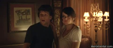 zombieland beso Emma Stone
