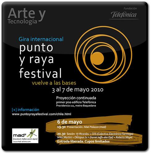 PUNTO Y RAYA FESTIVAL Chile