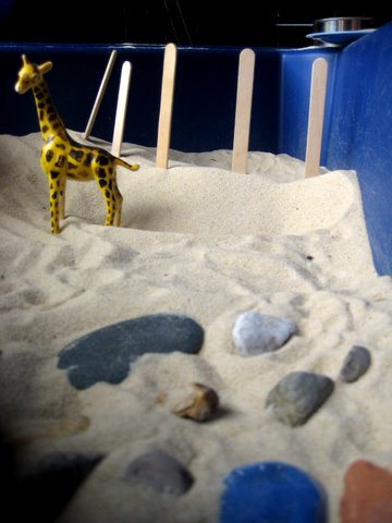 sand play ideas