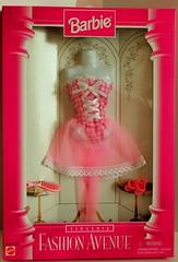 Fashion  Avenue  Lingerie (napudollworld) Tags: pink fashion lace country barbie lingerie avenue fashionista mattel fit fever