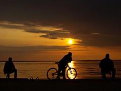 El sol y la mar (Jesus_l) Tags: sol atardecer mar europa zadar reflexions croacia starigrad paklenika jesusl