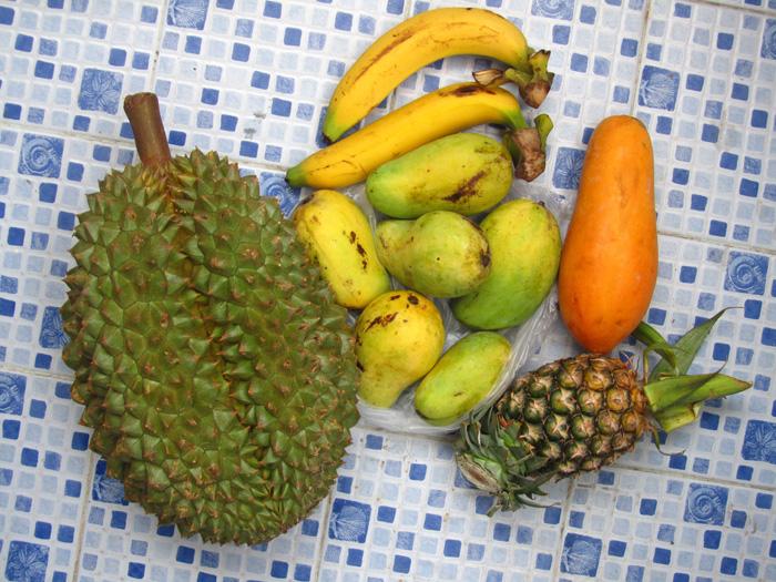 Fruit in Bangkok
