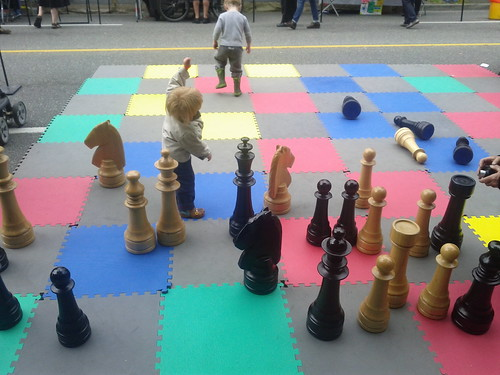 Chess monsters