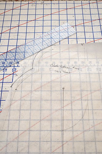 06.24.11 | drafting a shaped pocket