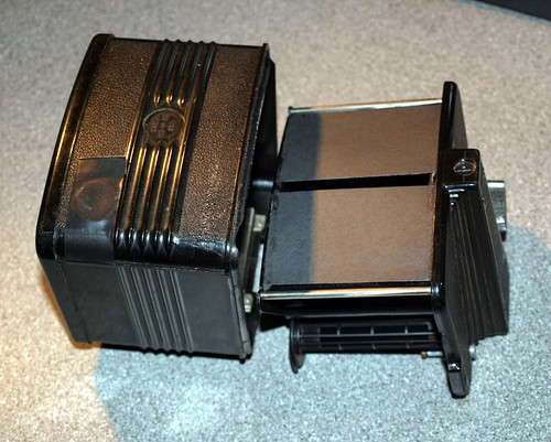 Modified Ilford Envoy
