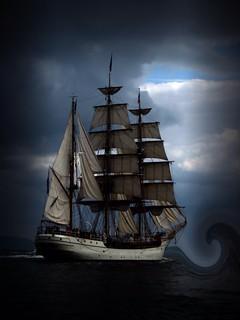 #CrazyCamera ship