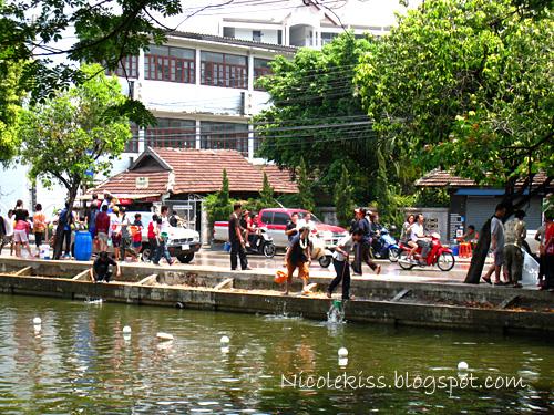 river water chiang mai