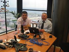 Gravació del Podcast sobre SAP