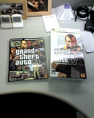GTA4 Unboxed - Click for photos.