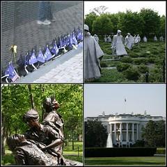 Vietnam and other memorials