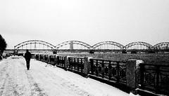 Snowy Riga