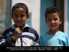 Les Enfants d'Azemmour (owilybug) Tags: travel people children northafrica morocco azemmour