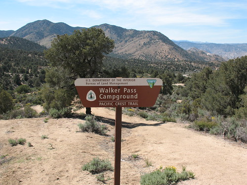 Walker Pass Campground
