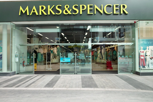 Marks & Spencers... a hotbed of mobile innovation? Picture by Informatique - used under Creative Commons license.