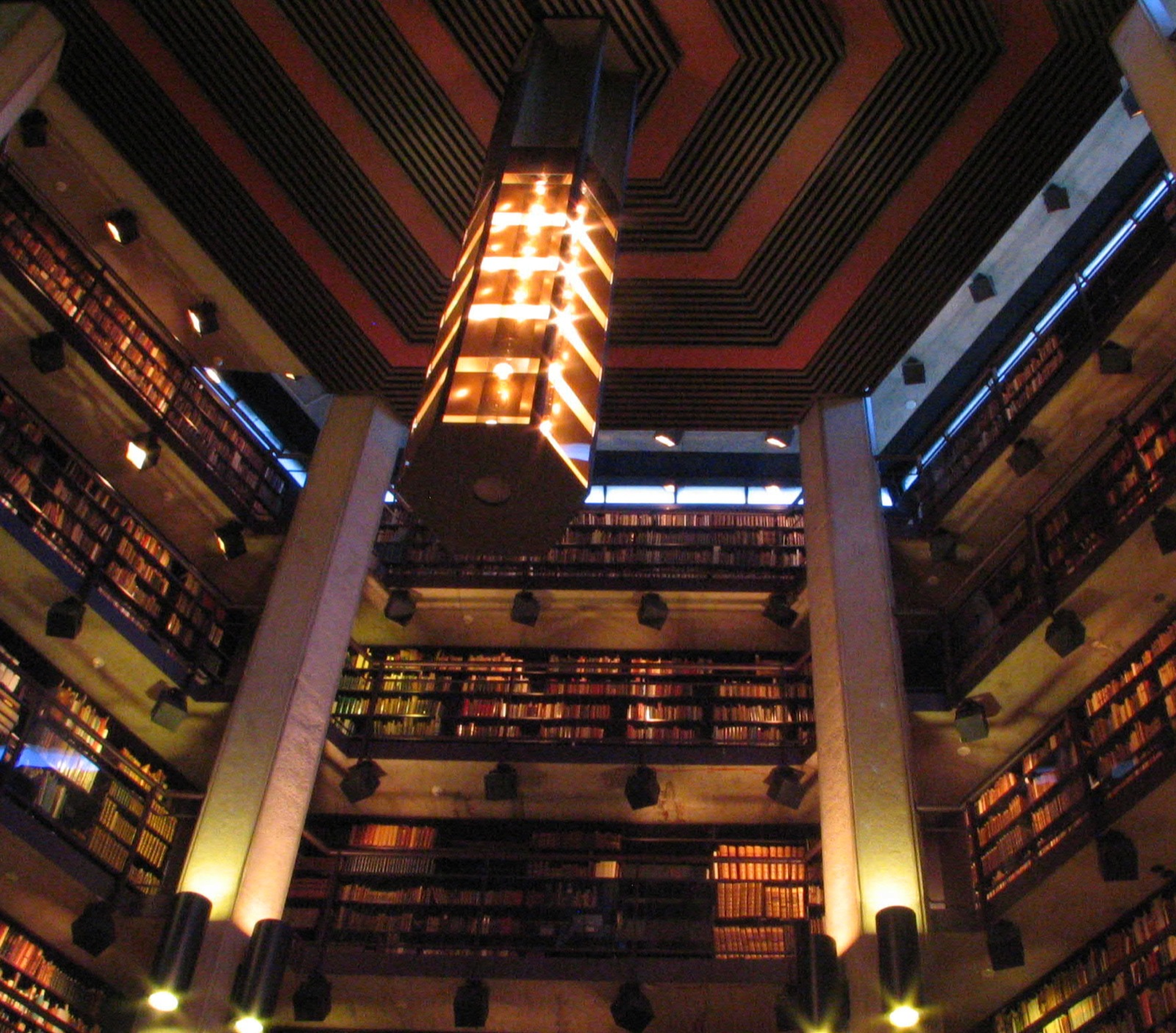 Thomas Fisher Rare Book Library by bookchen