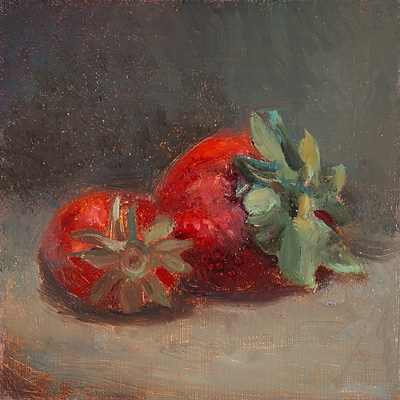 Strawberries (in progress)