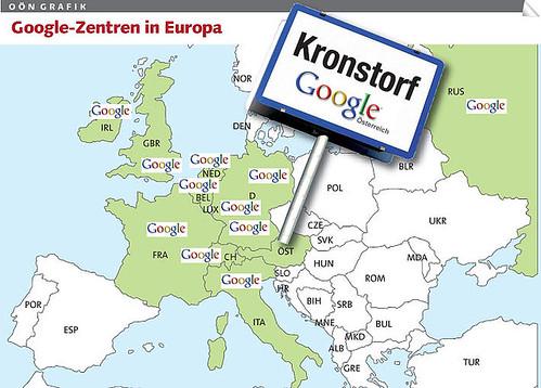 Google Europa