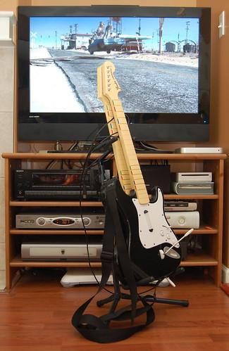 El Cheapo Guitar Stand