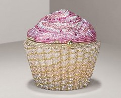 The $4,295 Judith Leiber cupcake clutch (Rachel from Cupcakes Take the Cake) Tags: cupcakes cupcake cupcakestakethecake cupcakeblog cupcakebag