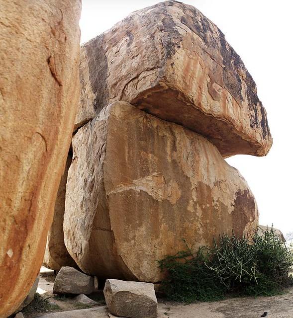 Boulders, Hampi