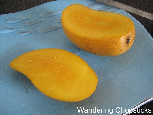 How to Peel and Cut a Mango 1