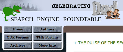 Fathers Day '08 Search Engine Roundtable Theme