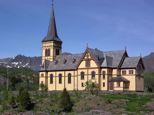 Vågan Church (Kabelvåg)