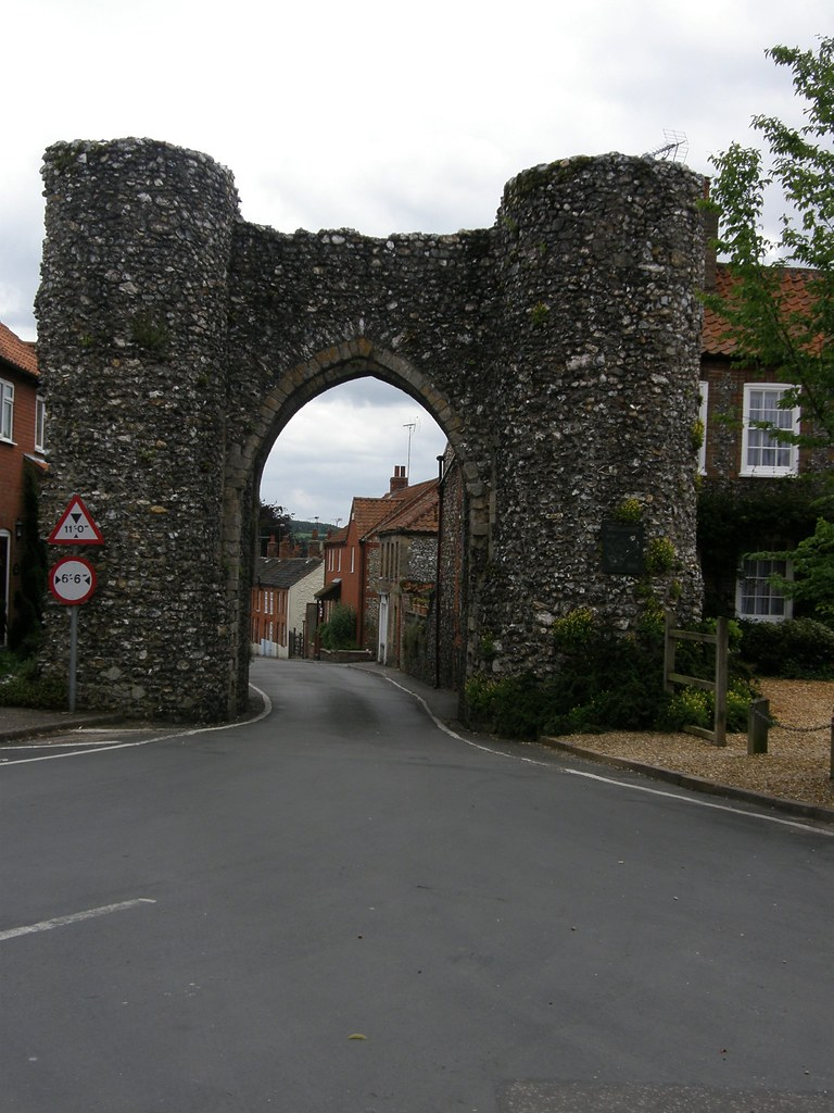 Foto de  Castle Acre Circular Walk