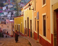 Guanajuato, Gto 079 (janis kwasney) Tags: street travel mountains building art history latinamerica architecture mexico lumix calle arquitectura arte edificio unesco panasonic guanajuato janis edifice blueribbonwinner ph505 abigfave janique reflectyourworld janiskwasney