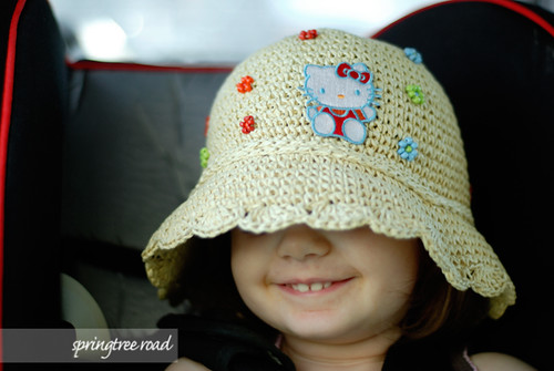 Hello Kitty hat 002