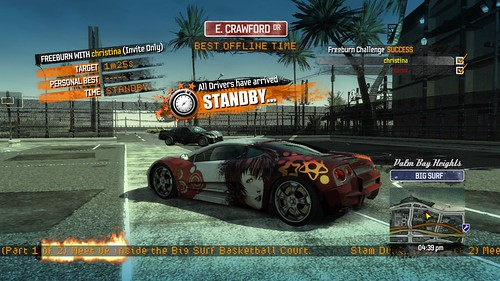 Burnout Paradise Timed Challenges _05