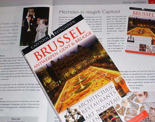 Mechelen in capitool-reisgids over.. Brussel.