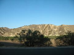 Somewhere between Las Vegas and Monterey Bay