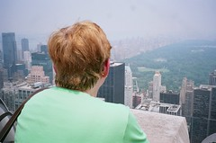 Nana on Top of the Rock by edenpictures, on Flickr