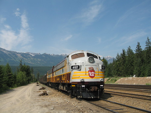 Loco, Royal Canadian Pacific