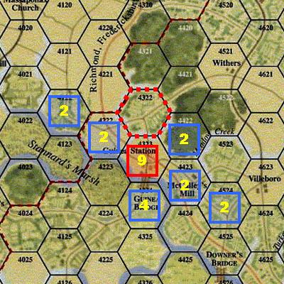GCACW - Flank Bonus and Resricted ZOC - Fig 3