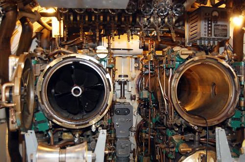 Forward Torpedo Tubes